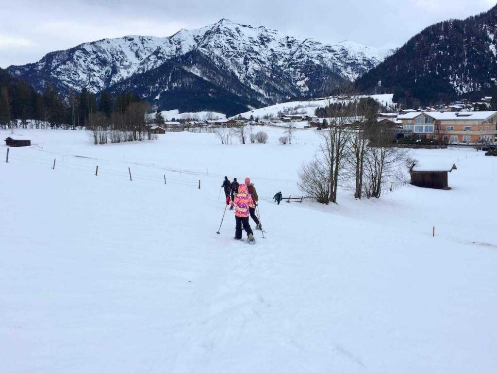 attività da fare d'inverno nel tirolo austriaco