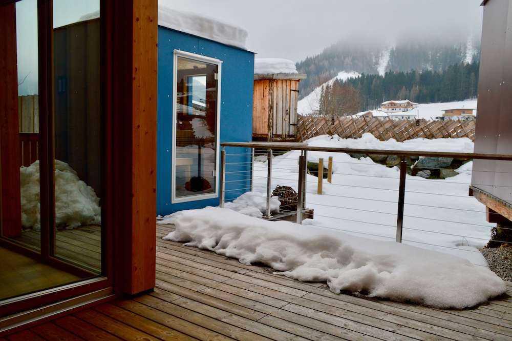 sauna alpegg chalets
