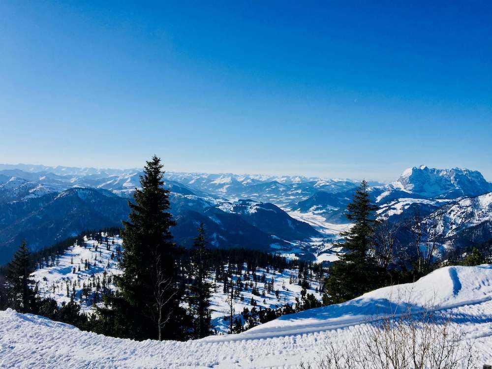 settimana bianca tirolo austriaco diario di viaggio