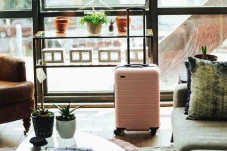 valigia per la settimana bianca