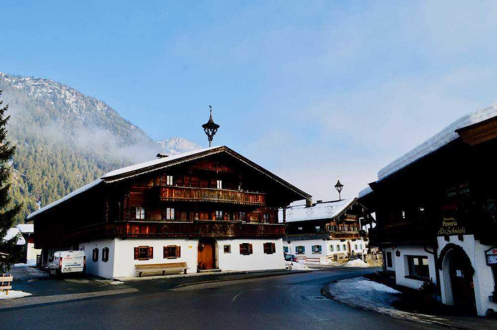 waidring tirolo austria