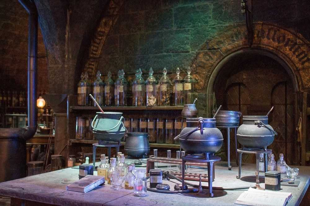 mostra harry potter milano (2)