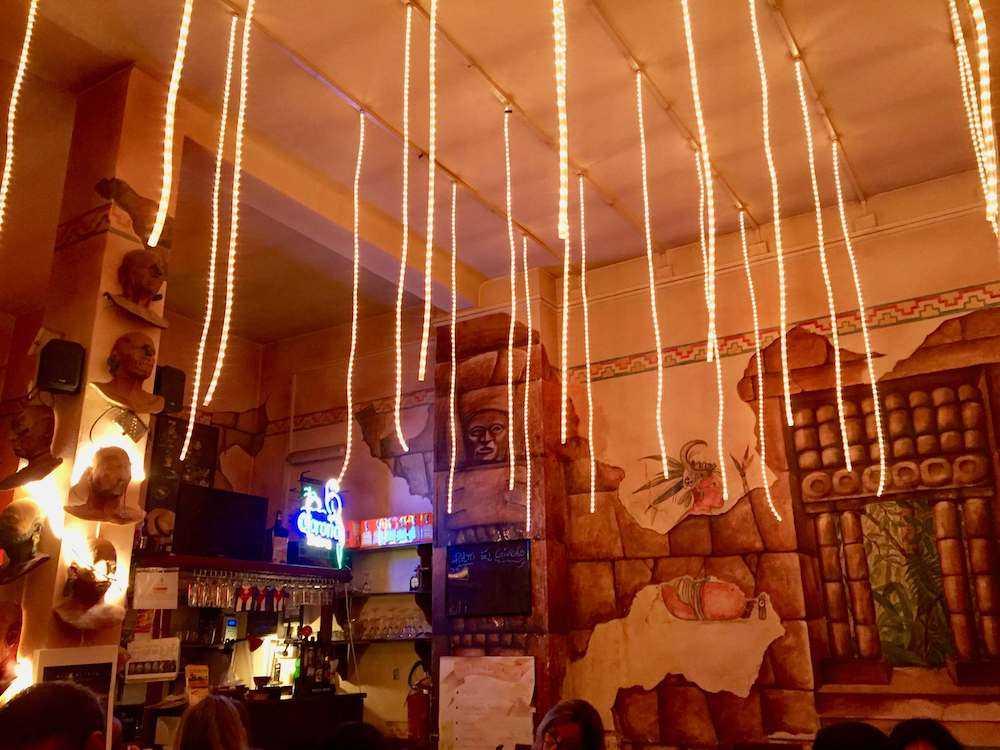 ristorante messicano roma