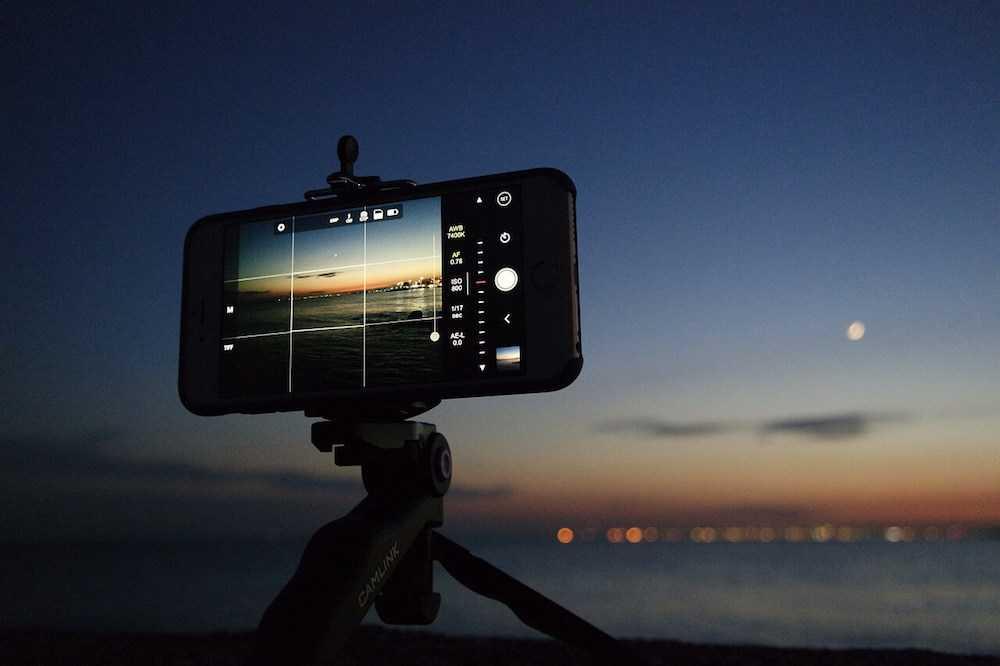smartphone accessori per foto video