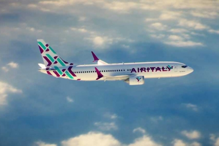 bagaglio a mano air italy meridiana