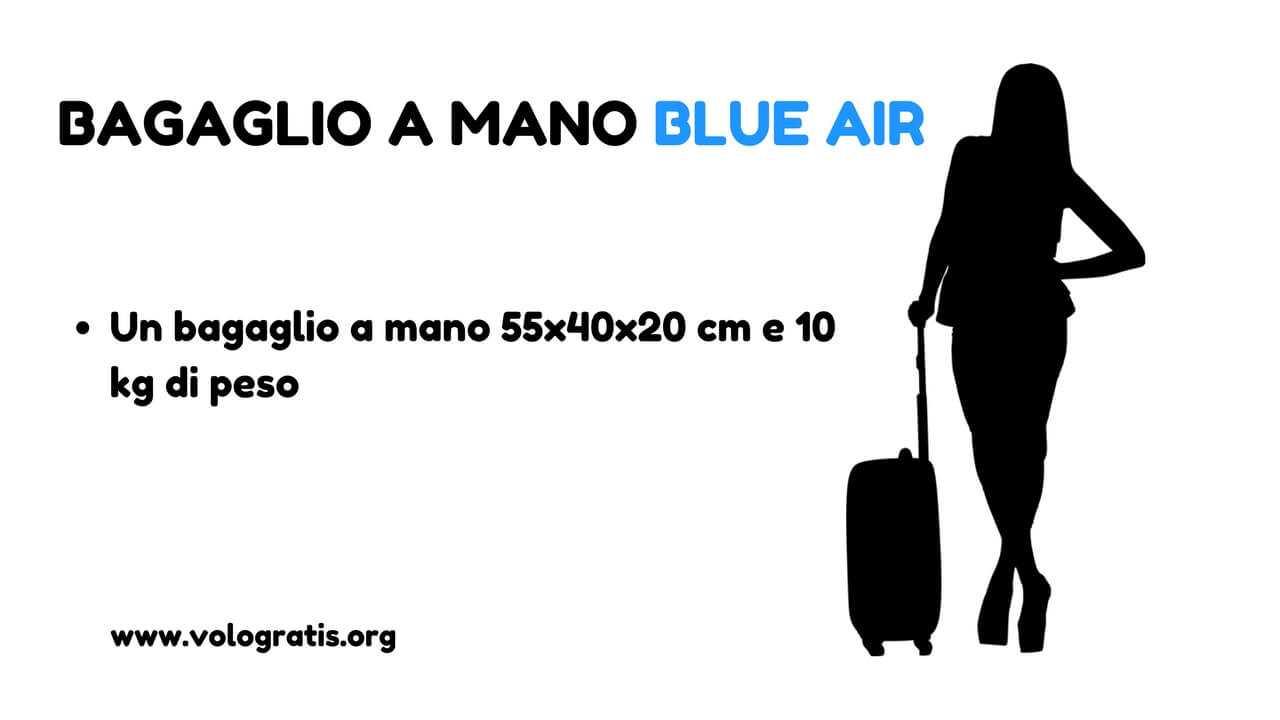 Air europa bagaglio a mano