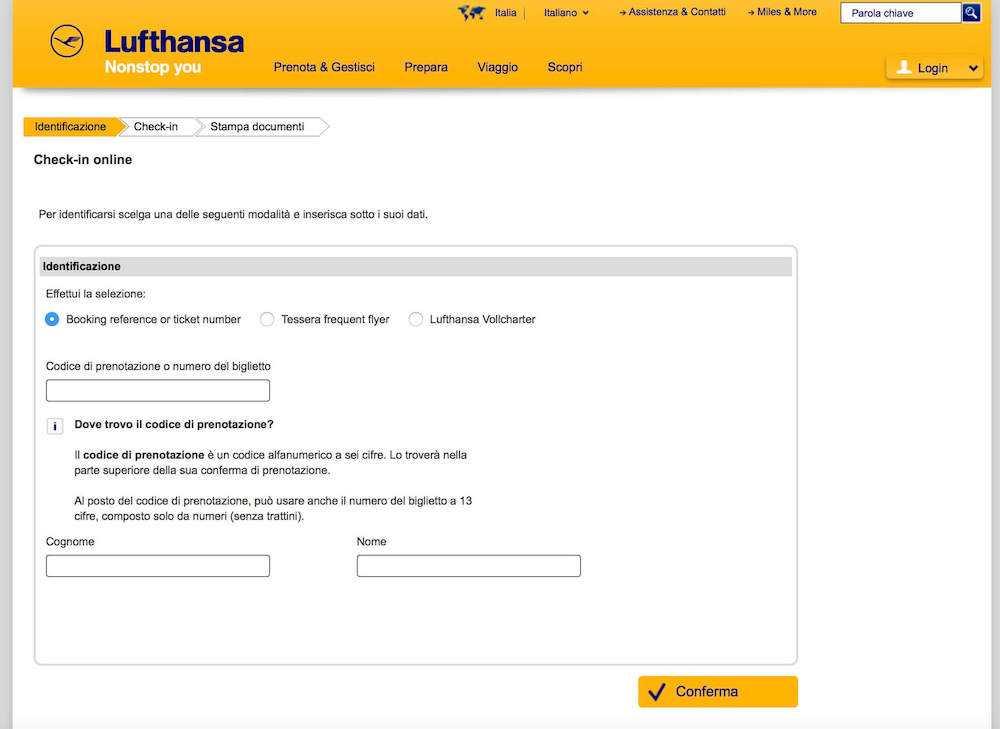 check-in online lufthansa (2)