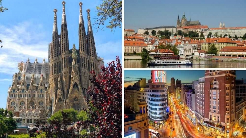 concorso per vincere viaggio in europa