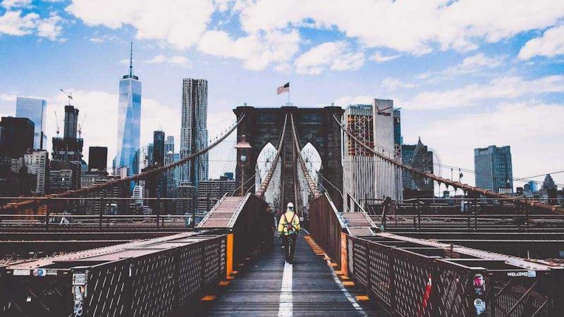 Vinci un viaggio a new york 600 da spendere for Appartamento new york una settimana