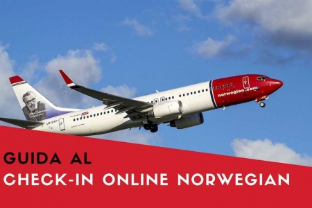 norwegian check-in online
