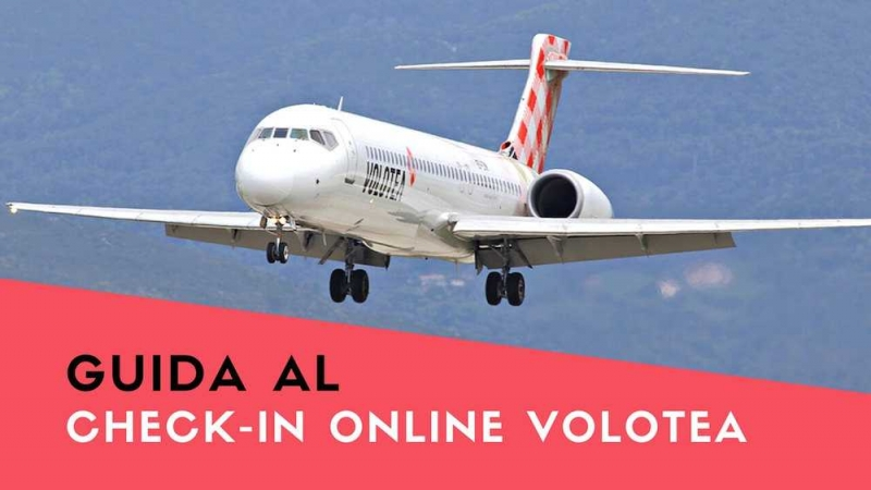 volotea check-in online