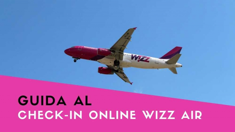 wizz air check-in online
