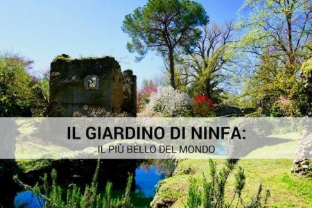 Viaggi e vacanze low cost - Il giardino di ninfa ...