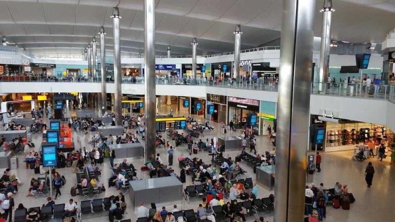 aeroporti londra