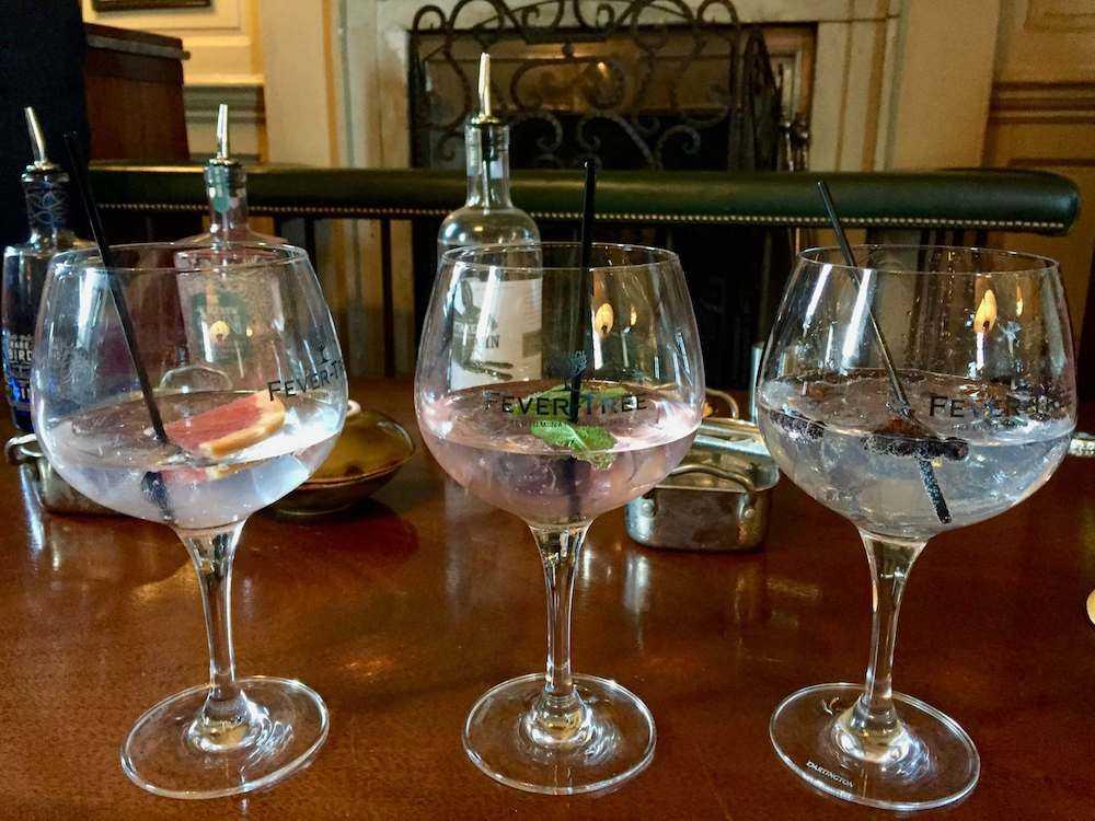 viaggio yorkshire gin
