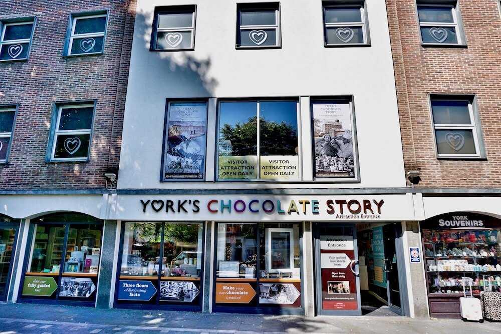viaggio yorkshire york