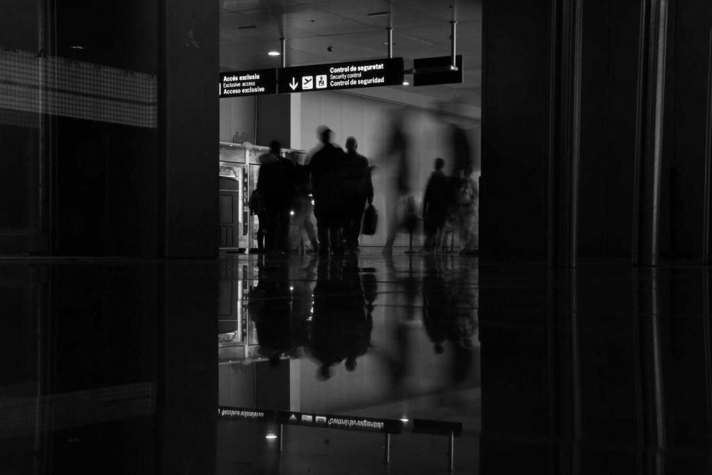 controlli sicurezza aeroporto
