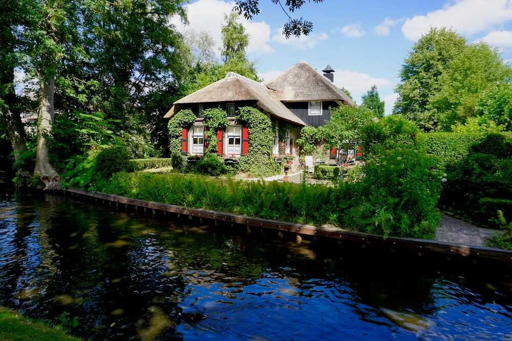 giethoorn olanda villaggio senza strade 2