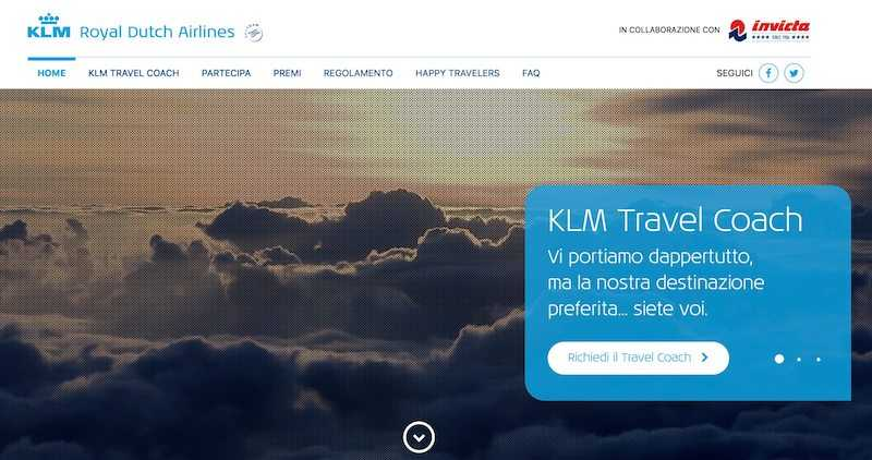 klm travel coach