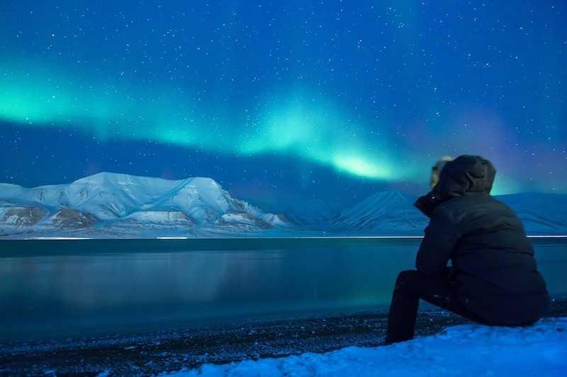 vedere aurora boreale