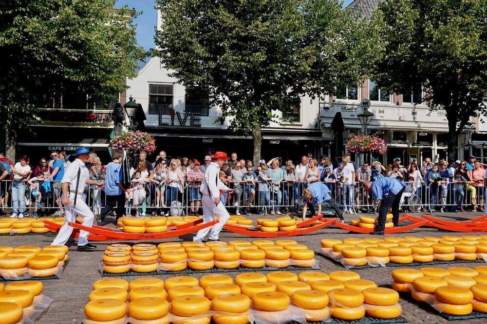 viaggio-olanda-del-nord-alkmaar-mercato-formaggio