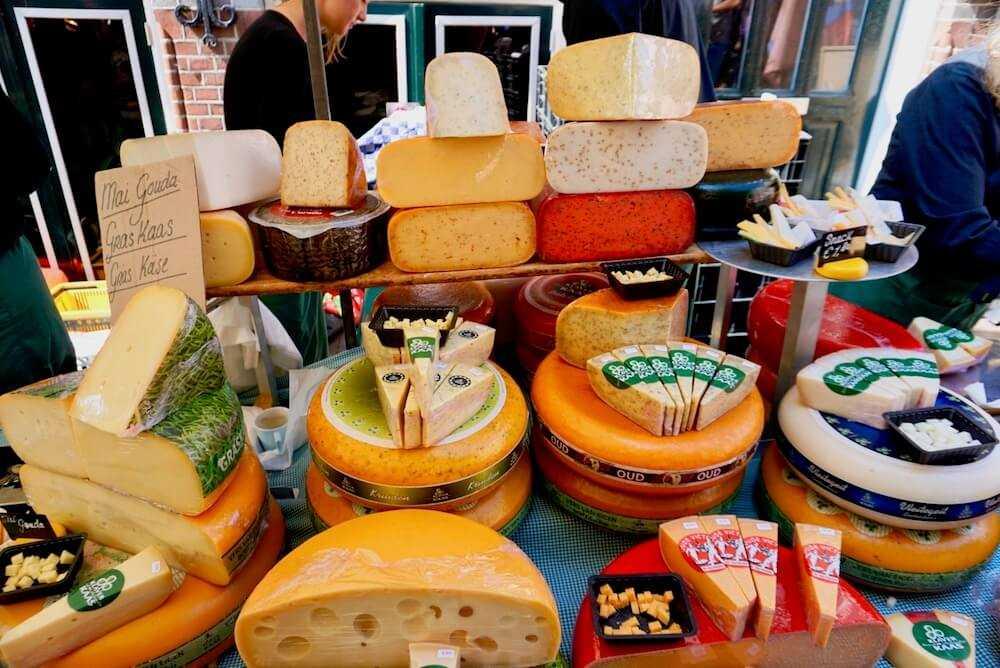 viaggio olanda del nord formaggio