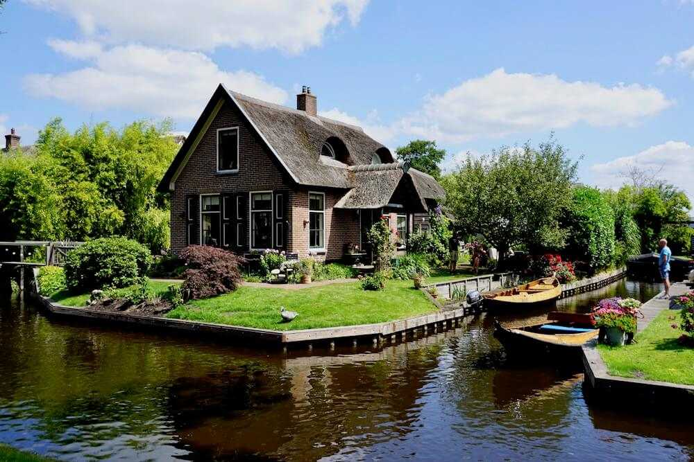 viaggio olanda del nord giethoorn 2