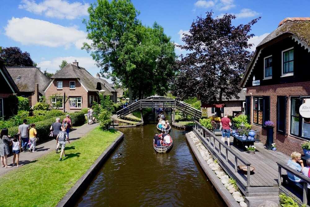 viaggio olanda del nord giethoorn 3