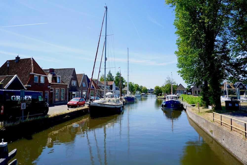 viaggio olanda del nord workum