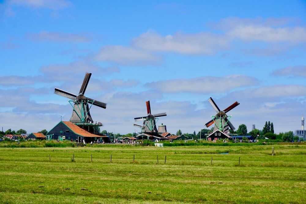 viaggio olanda del nord zaanse schans 2
