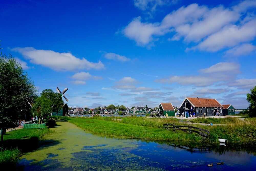 viaggio olanda del nord zaanse schans 3