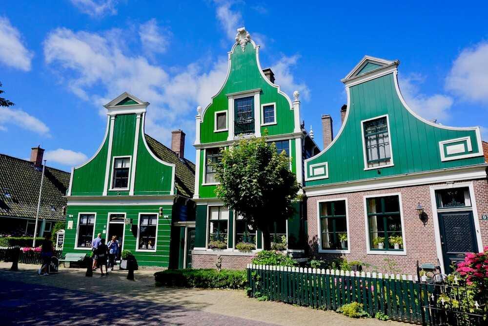 viaggio olanda del nord zaanse schans 4
