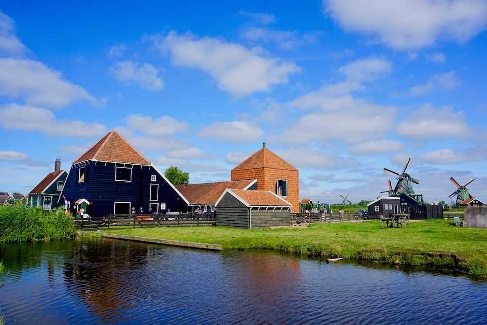 viaggio olanda del nord zaanse schans
