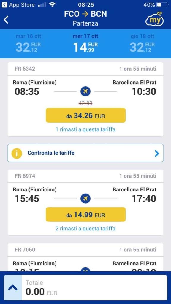 app ryanair prenotare voli (4)