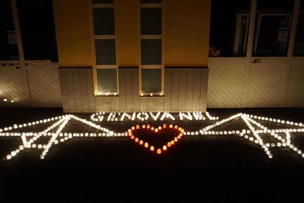 notte candele vallerano 3