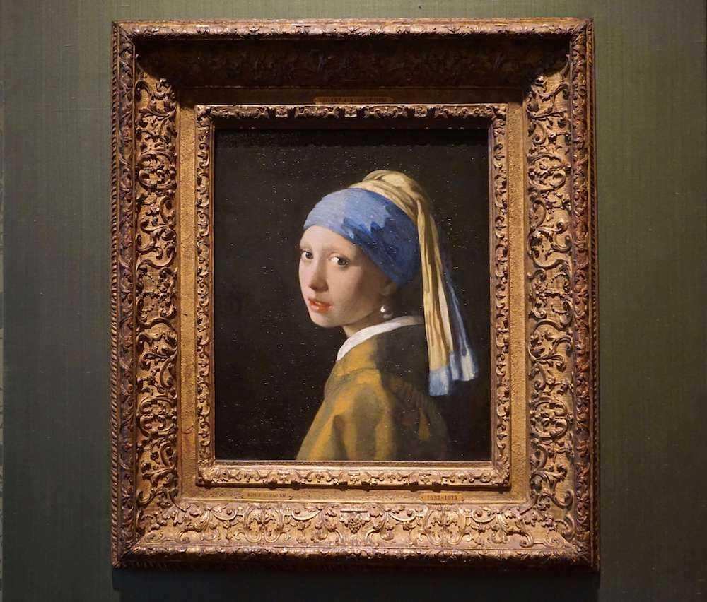 vermeer ragazza orecchino perla