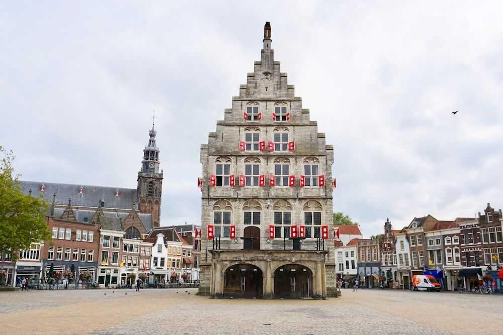 viaggio olanda gouda