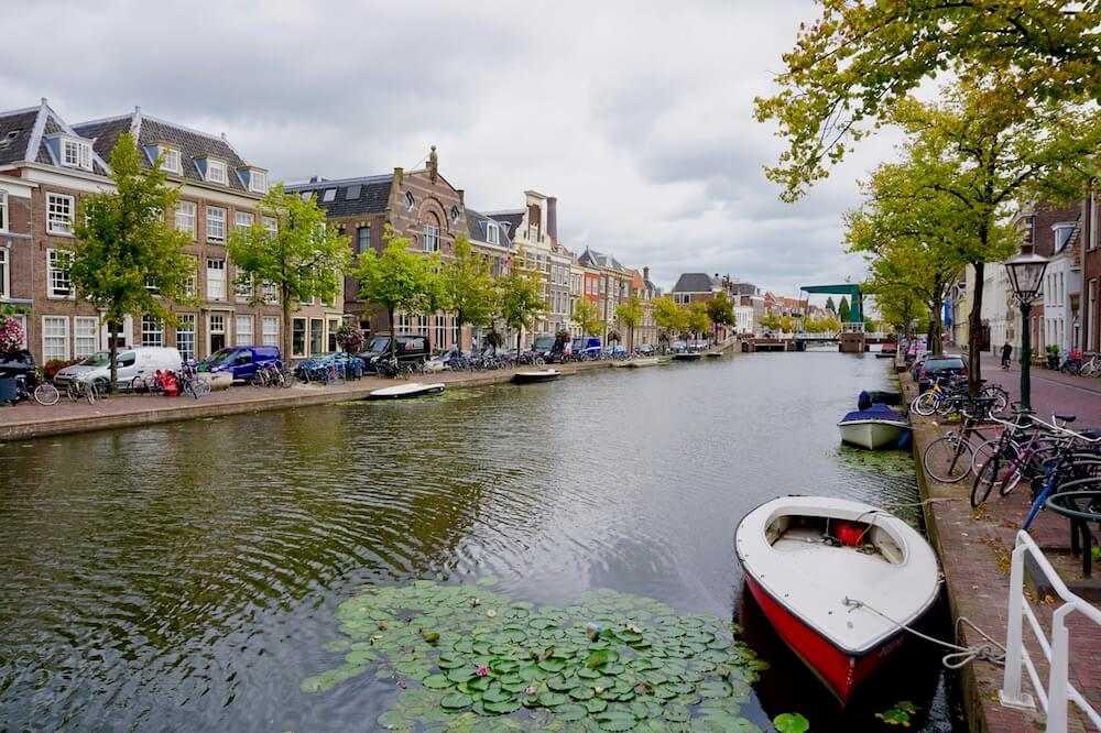 viaggio olanda leiden