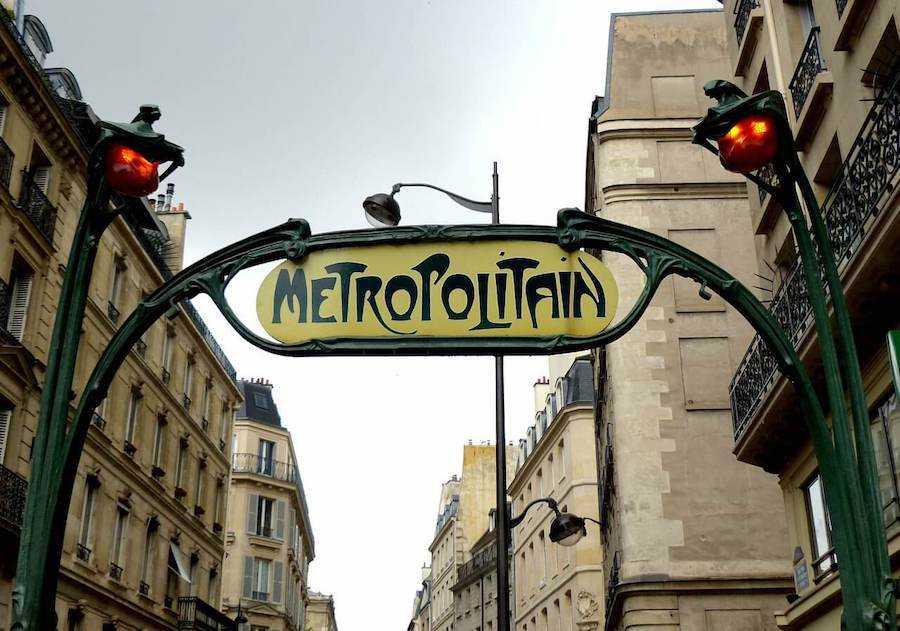 metro parigi 2