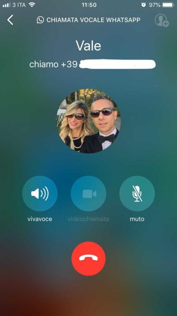 chiamare gratis dall'estero con whatsapp