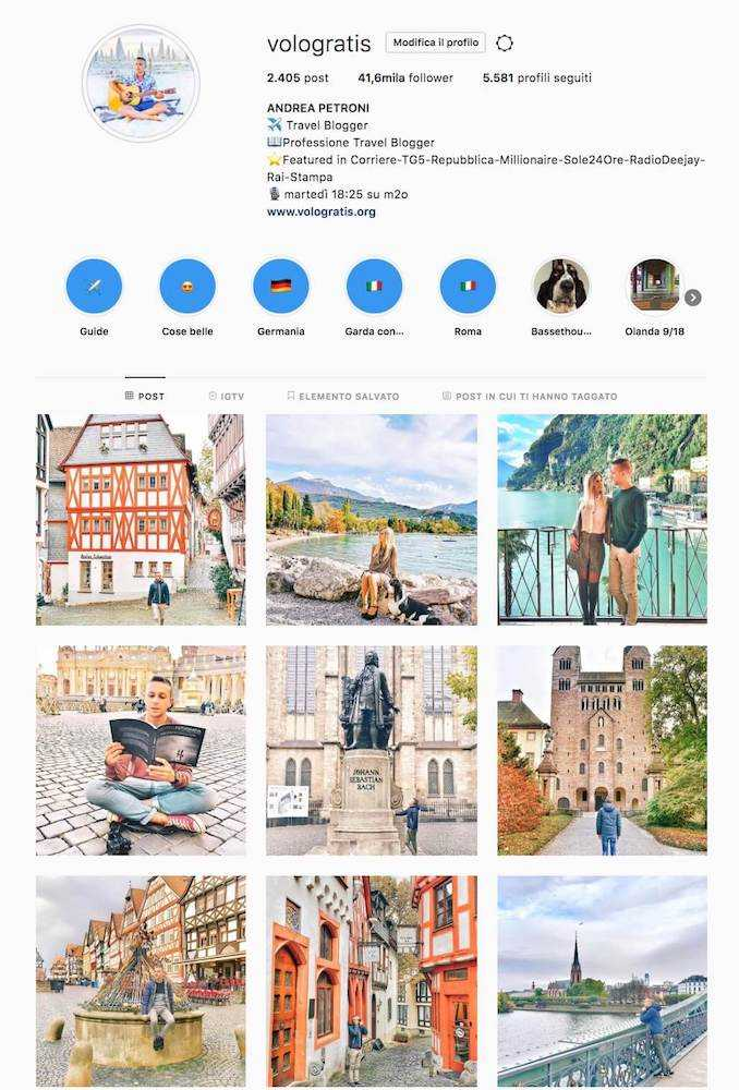 come fare belle foto instagram