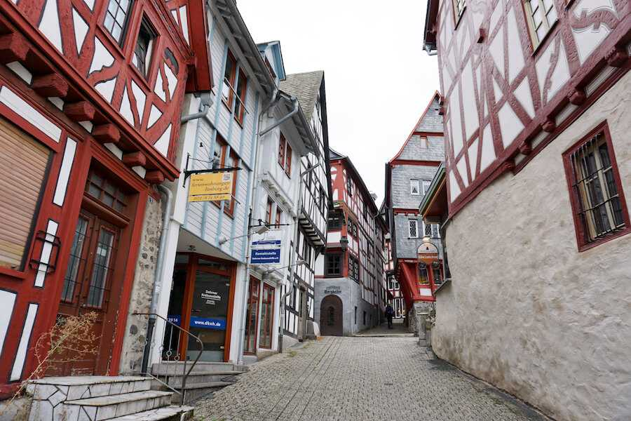 viaggio in germania marburg