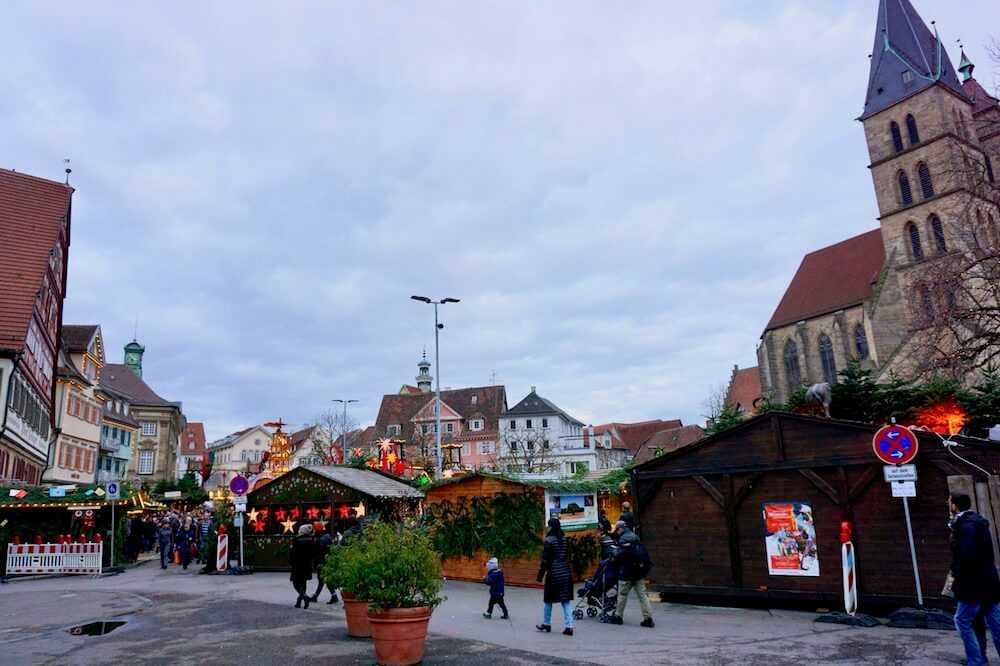 esslingen mercatino natale