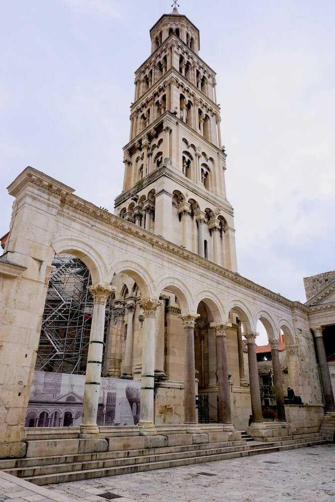 spalato cattedrale