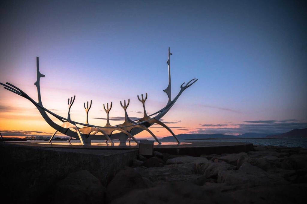 reykjavik sun voyager
