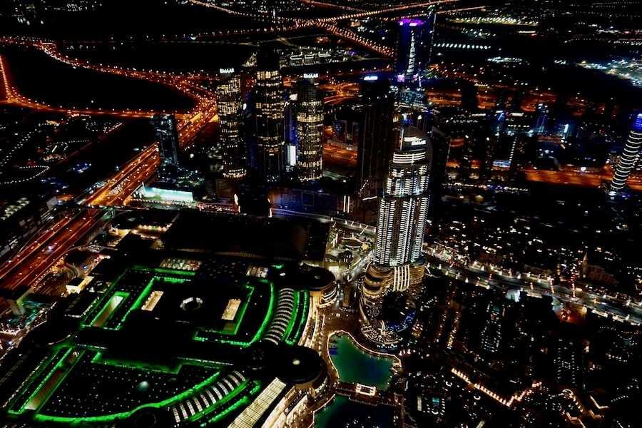 crociera dubai burj khalifa