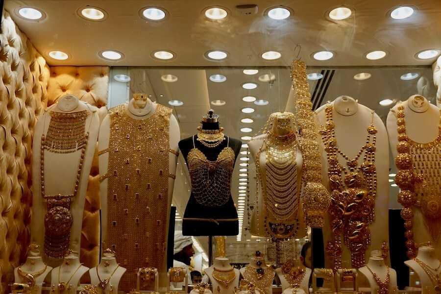 crociera dubai souk oro