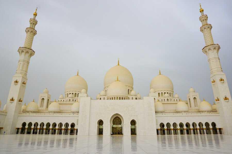 crociera emirati arabi abu dhabi