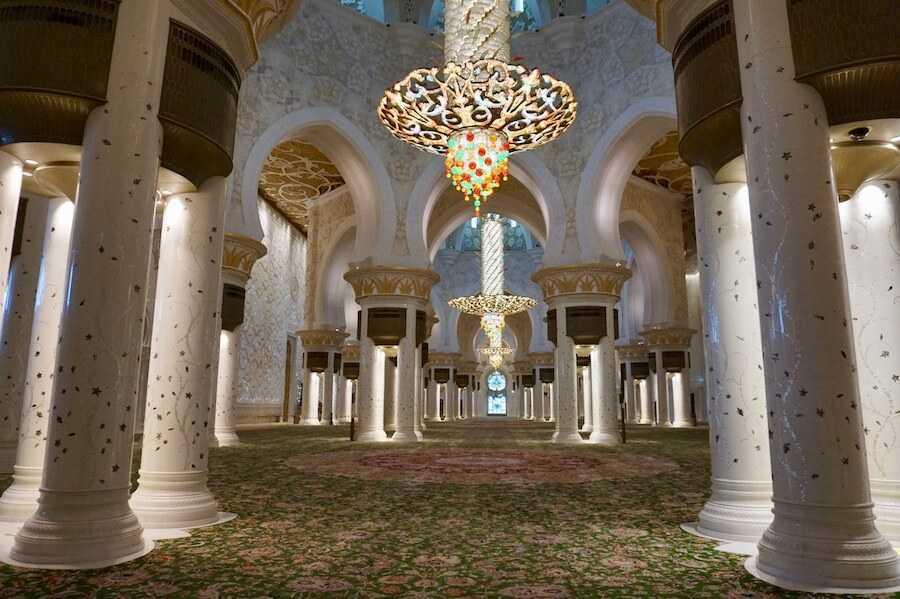 crociera emirati arabi moschea abu dhabi (2)