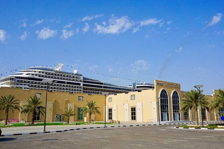 crociera emirati arabi porto dubai